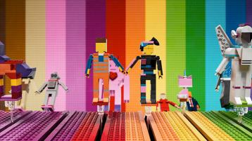 The LEGO Movie 2 › Main on End Titles